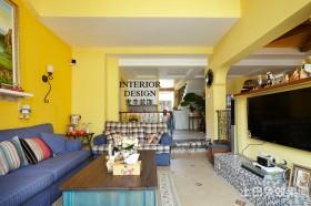 南意大利地中海风格小别墅装修效果图