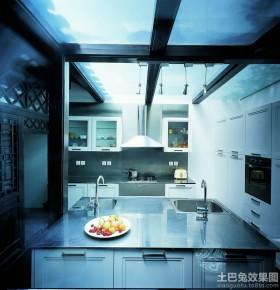 四合院别墅厨房效果图片