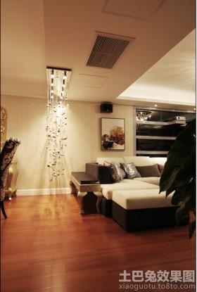 客厅隔断造型设计效果图
