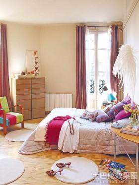 混搭二居卧室布置效果图