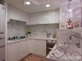 宜家厨房墙贴效果图