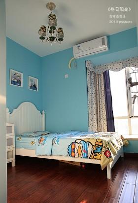欧式风格儿童房简欧式儿童房效果图