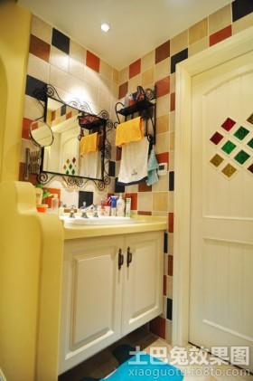 宜家洗手间浴柜图片