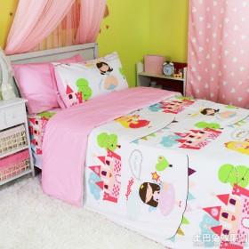 韩式风格儿童房装修效果图