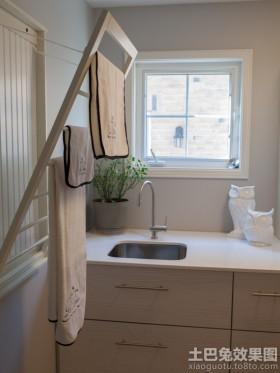 洗手台装修效果图大全2016图片_洗手台装修设计图欣赏