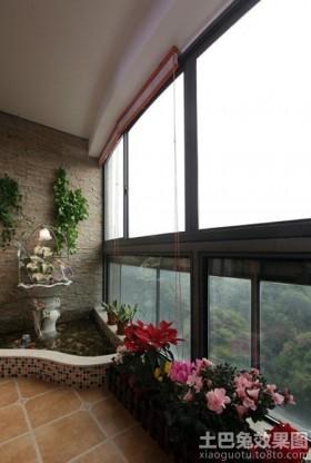 室内阳台花园设计效果图图片