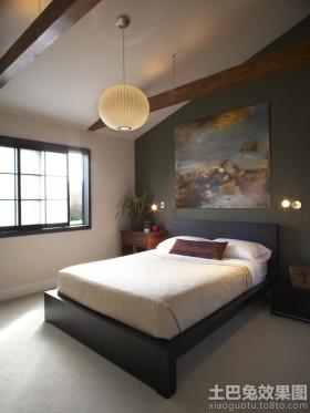 日式装修案例卧室图片