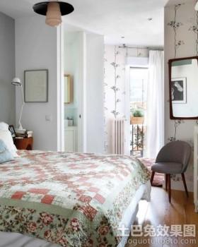 混搭二居卧室装修设计