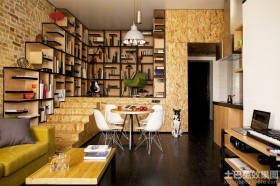 loft小户型餐厅效果图片