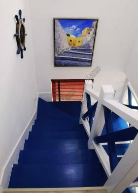 地中海风格楼梯装修效果图大全