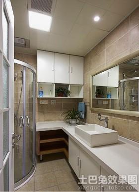 卫生间家居设计效果图