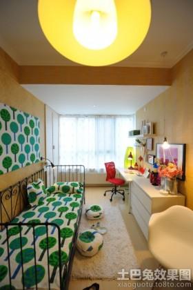 简约20平米小户型室内装潢图片