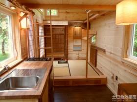 日式装修风格家居效果图