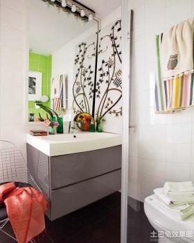 家庭装修卫生间效果图欣赏