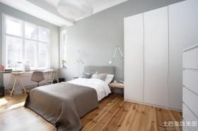 北欧风格卧室装修图片