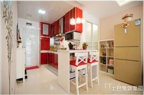 现代简约一居室装修图