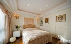 韩式风格整体卧室效果图