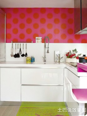 宜家厨房设计效果图片