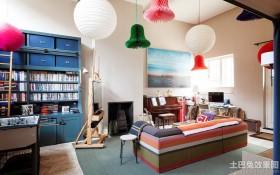 中性色客厅家居设计效果图
