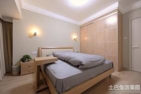 日式简约风格卧室装修效果图欣赏