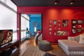 现代公寓室内装潢图片大全