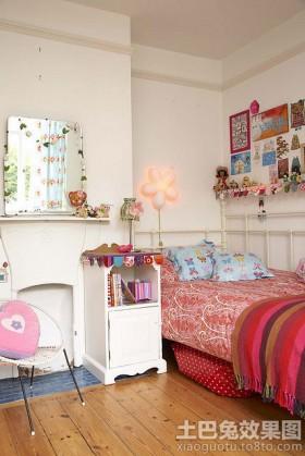 田园风格农村别墅儿童房布置图片