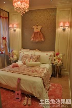 二居室儿童房布置效果图