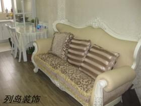 欧式风格家居沙发效果图