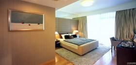 大户型二居卧室装修效果图