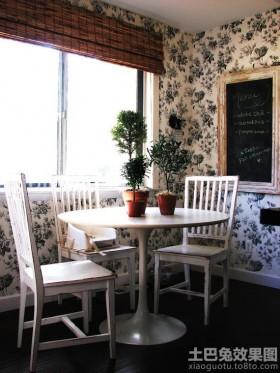 小餐厅竹帘图片