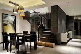 现代风格别墅室内设计图