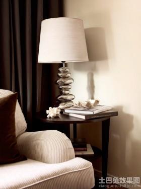 公寓式住宅客厅灯具图片