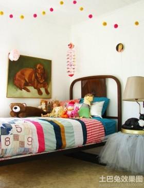 儿童卧室设计效果图大全