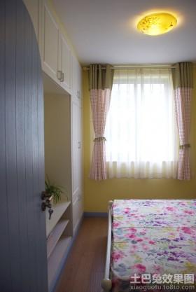 混搭小户型卧室装修图片