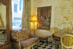 古典欧式挂毯图片