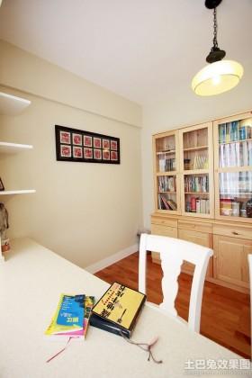 简约书房装修图片欣赏