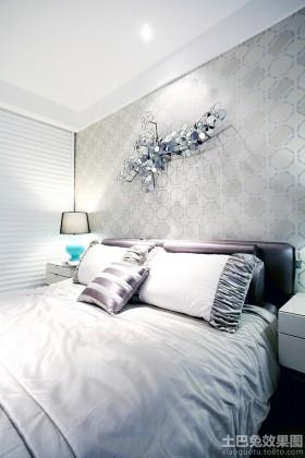 卧室床头装饰效果图片大全