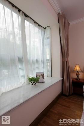 飘窗大理石飘窗台面装修效果图