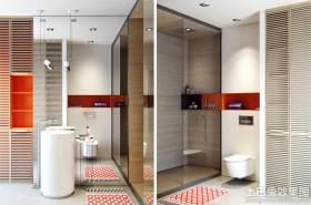 家庭装修卫生间效果图片欣赏