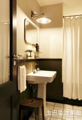 家庭卫生间装修设计效果图片