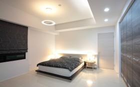 简约风格大户型卧室装修效果图