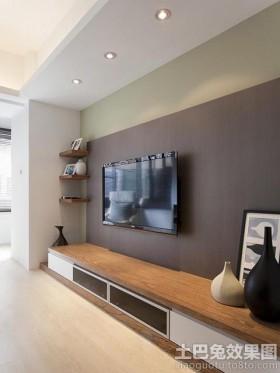 室内电视墙装修设计