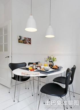 一居室餐厅装修效果图片