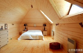 木阁楼装修设计图