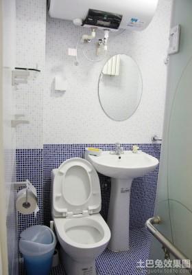 老房改造卫生间效果图