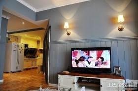 2014家装电视墙效果图片