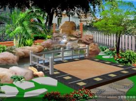 别墅园林设计图片大全