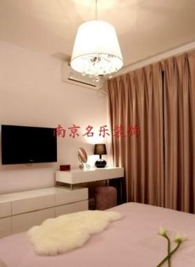 简约风格卧室电视墙装修效果图