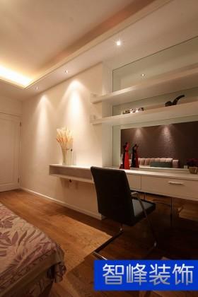 现代风格卧室梳妆台效果图