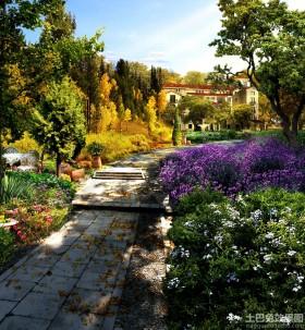 私人别墅景观设计效果图欣赏